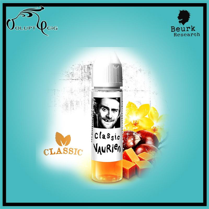 Classic VAURIEN 40 ml Beurk Research - Eliquide français