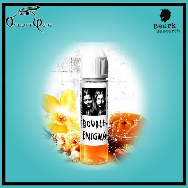 DOUBLE ENIGMA 40 ml Beurk Research - Eliquide français