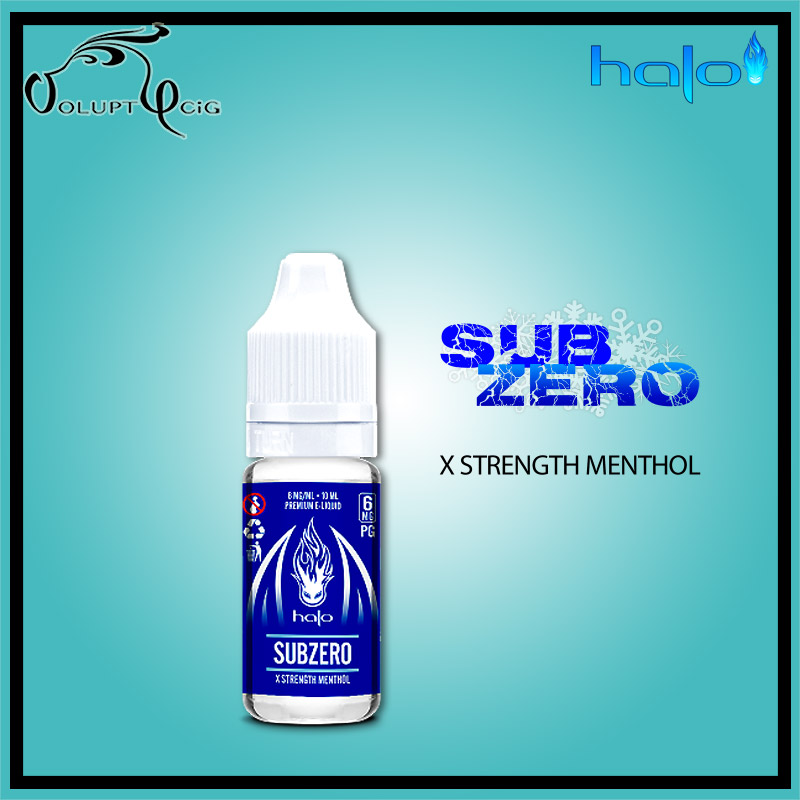 SUBZERO 10 ml Halo