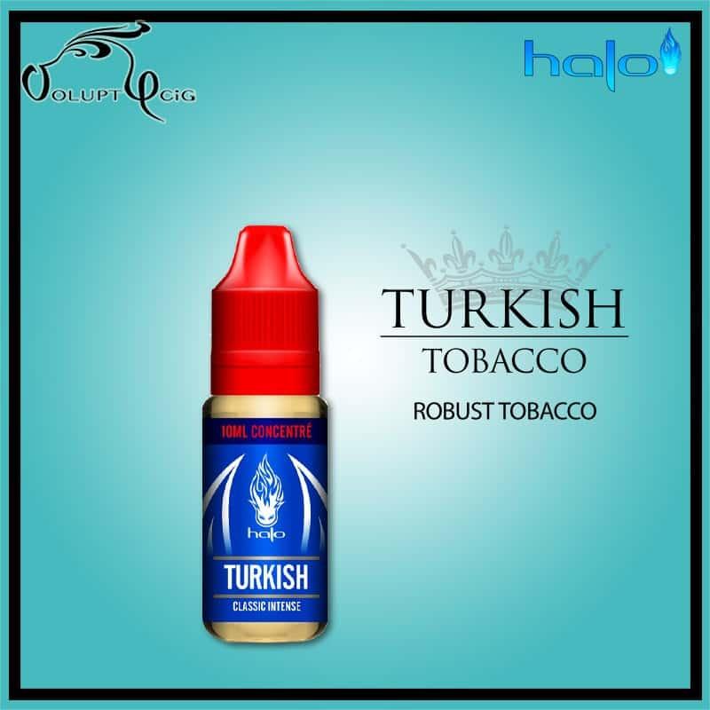 Arôme concentré TURKISH DIY 10 ml HALO