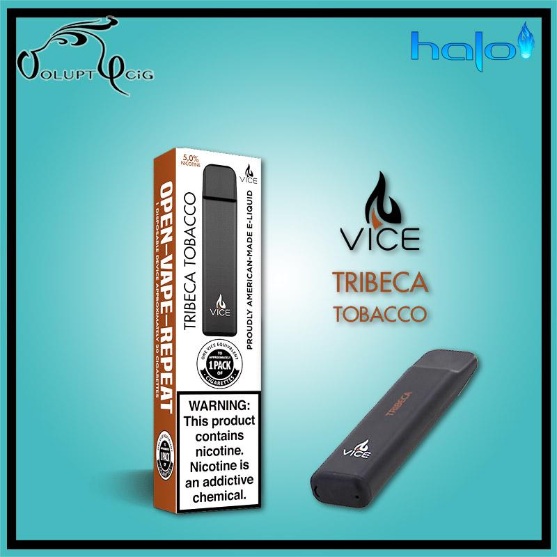 Pod VICE TRIBECA jetable Halo - Cigarette électronique Pod