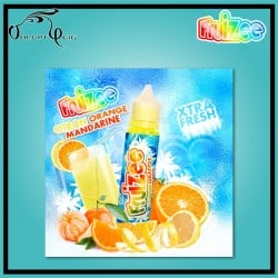 CITRON ORANGE MANDARINE 50 ml 0mg Fruizee Eliquid France