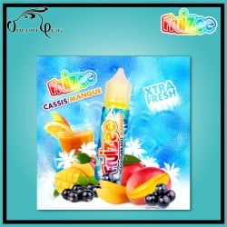 CASSIS MANGUE 50 ml 0mg Fruizee Eliquid France