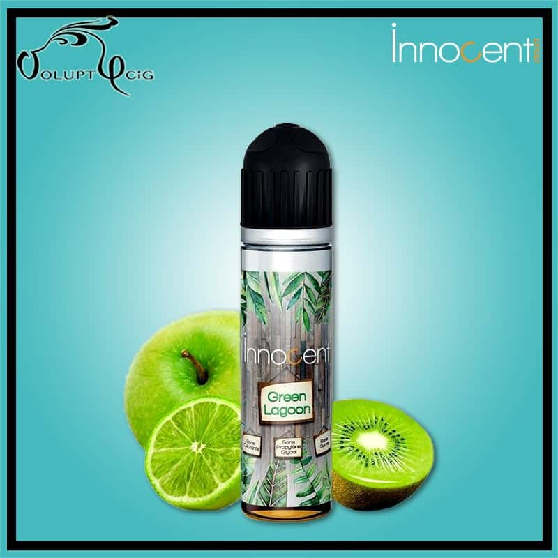 GREEN LAGOON 50ml par Innocent Cloud