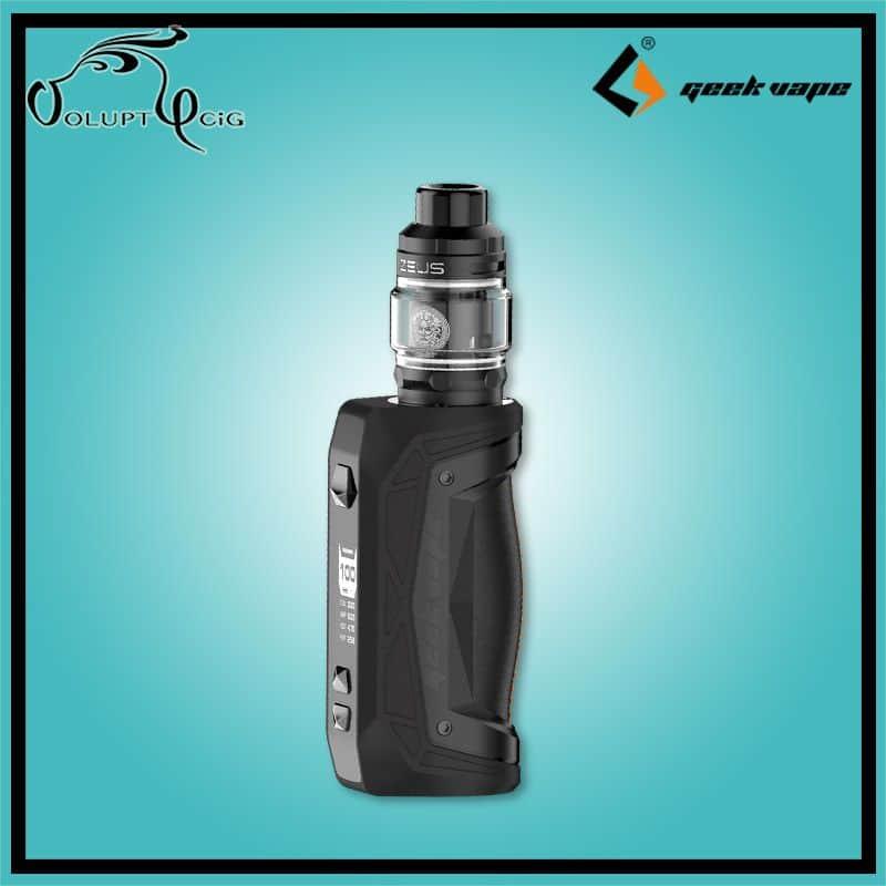 KIT AEGIS MAX 100W + ZEUS SUB OHM Geekvape - cigarette électronique accu rechargeable