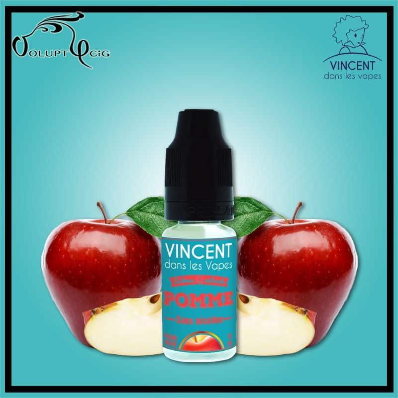 POMME VDLV - Eliquide français arôme naturel sans additif