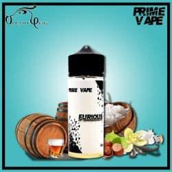 FURIOUS 0mg 100ml Prime Vape