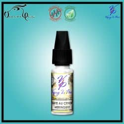 Arôme concentré  TARTE CITRON MERINGUE 10ml VIP Vaping In Paris