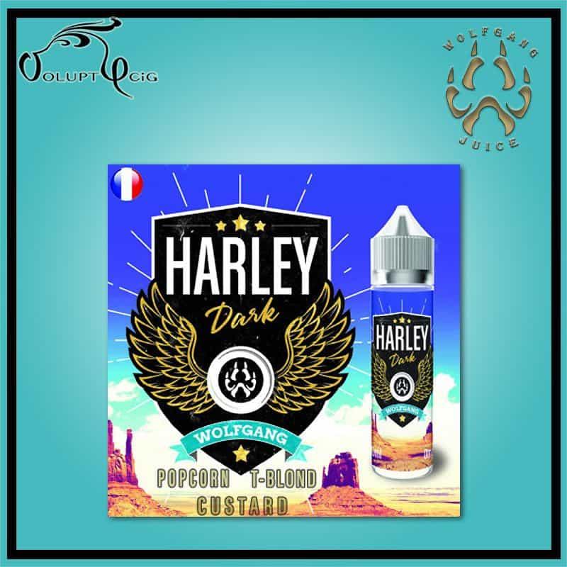 HARLEY DARK 0mg 50 ml Wolfgang Juice - eliquide français sans additif