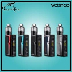 KIT ARGUS GT 160W + PnP TANK 4.5ml Voopoo