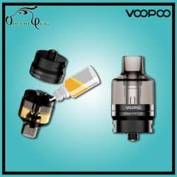 KIT ARGUS GT 160W + PnP TANK 4.5ml Voopoo - cigarette électronique accu rechargeable