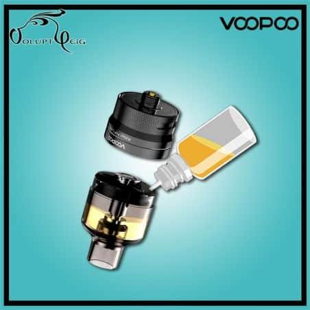 Clearomiseur DRAG PnP POD TANK 4.5ml Voopoo - Cigarette électronique