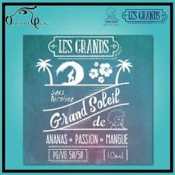 GRAND SOLEIL 10ml Les Grands VDLV