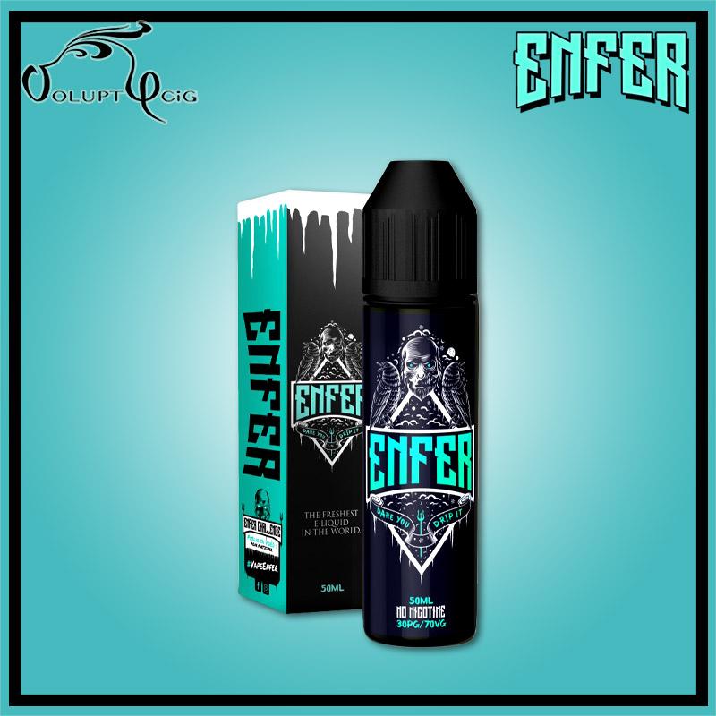 E-liquide ENFER 0mg 50ml VAPE47