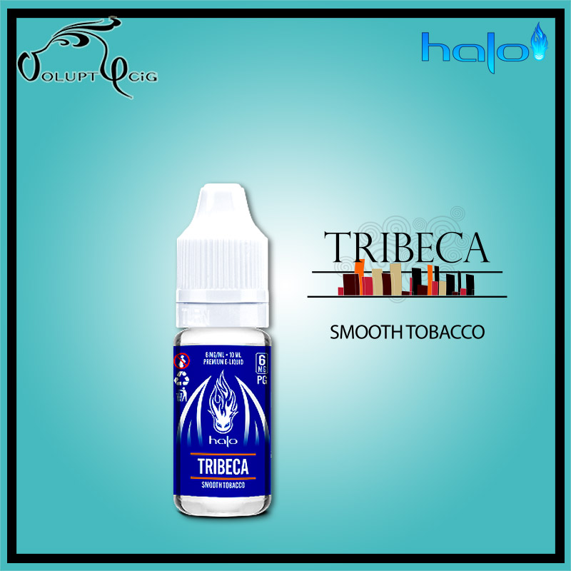 TRIBECA 10 ml Halo - Eliquide USA