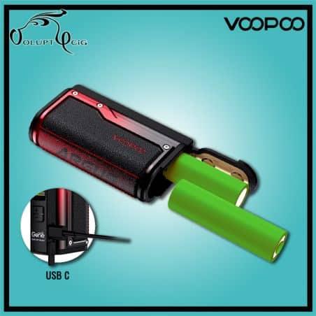 BOX ARGUS GT 160W Voopoo - cigarette électronique accu rechargeable