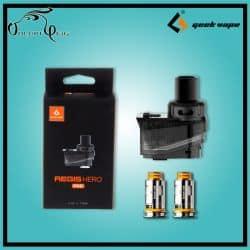 Cartouche POD AEGIS HERO + Résistances 0.4 et 0.6 Ohm Geekvape - Cigarette électronique Pod