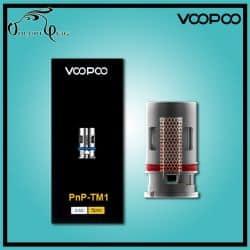 Boite Résistances VINCI TM1 PnP MTL 0.6 ohm Voopoo