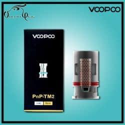 Résistance PnP TM2 MTL 0.8 ohm Drag Vinci Voopoo - Cigarette électronique Pod