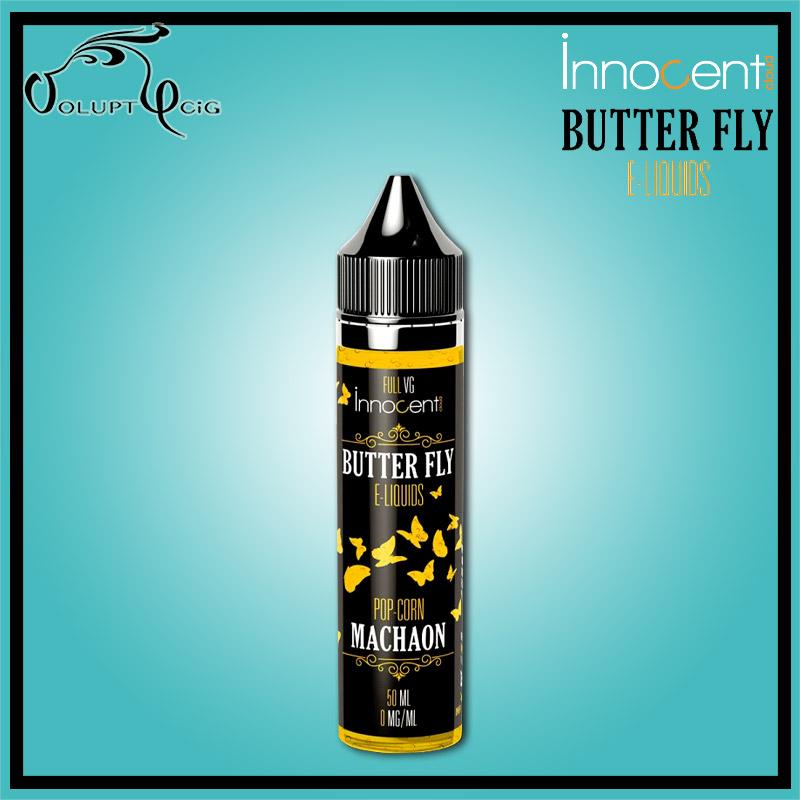 MACHAON 50ml Butter Fly - eliquide français sans additif