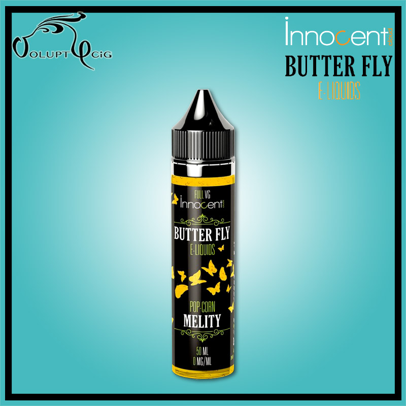 E-liquide MELITY 50ml Butter Fly