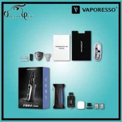 Kit cigarette électronique FORZ TX80 Vaporesso boite contenu