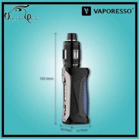 Kit cigarette électronique FORZ TX80 Vaporesso dimensions