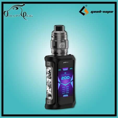 KIT e-cigarette AEGIS X 200W + ZEUS SUBOHM Geekvape Camouflage