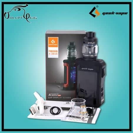 Boite KIT AEGIS X 200W + ZEUS SUBOHM Geekvape