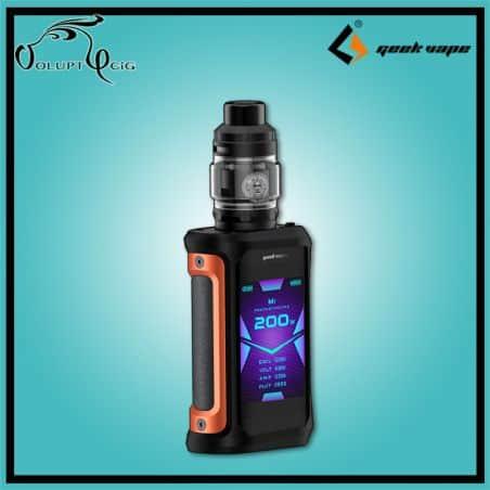 KIT AEGIS X 200W + ZEUS SUBOHM Geekvape Orange