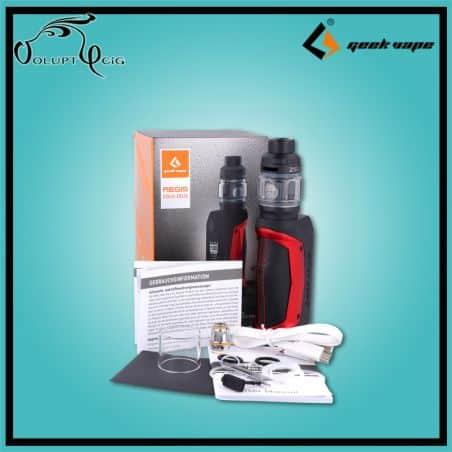 Boite Kit AEGIS Solo 100W + ZEUS SUBOHM Geekvape