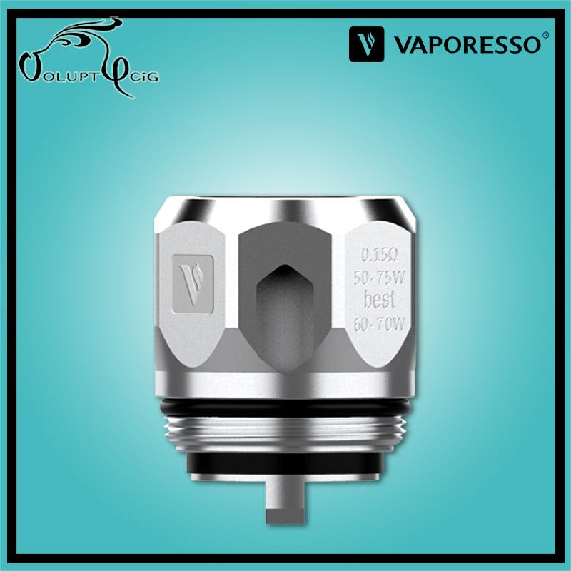 Résistances GT4 MESH 0.15 Ohm Vaporesso - Cigarette électronique