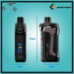 Kit Pod AEGIS BOOST PRO Geekvape - Cigarette électronique Pod