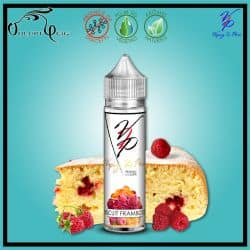 E-liquide BISCUIT FRAMBOISE 40ml VIP Vaping In Paris