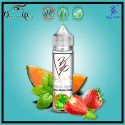 FRAISE MELON BASILIC 40ml Vaping In Paris