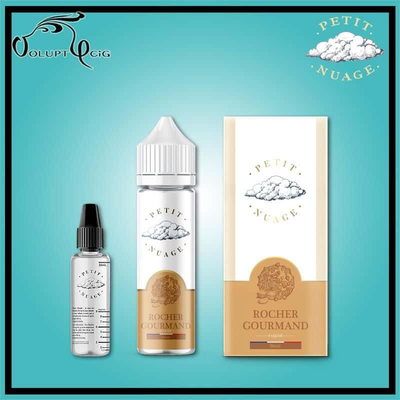 E-liquide ROCHER GOURMAND  60 ml Petit Nuage