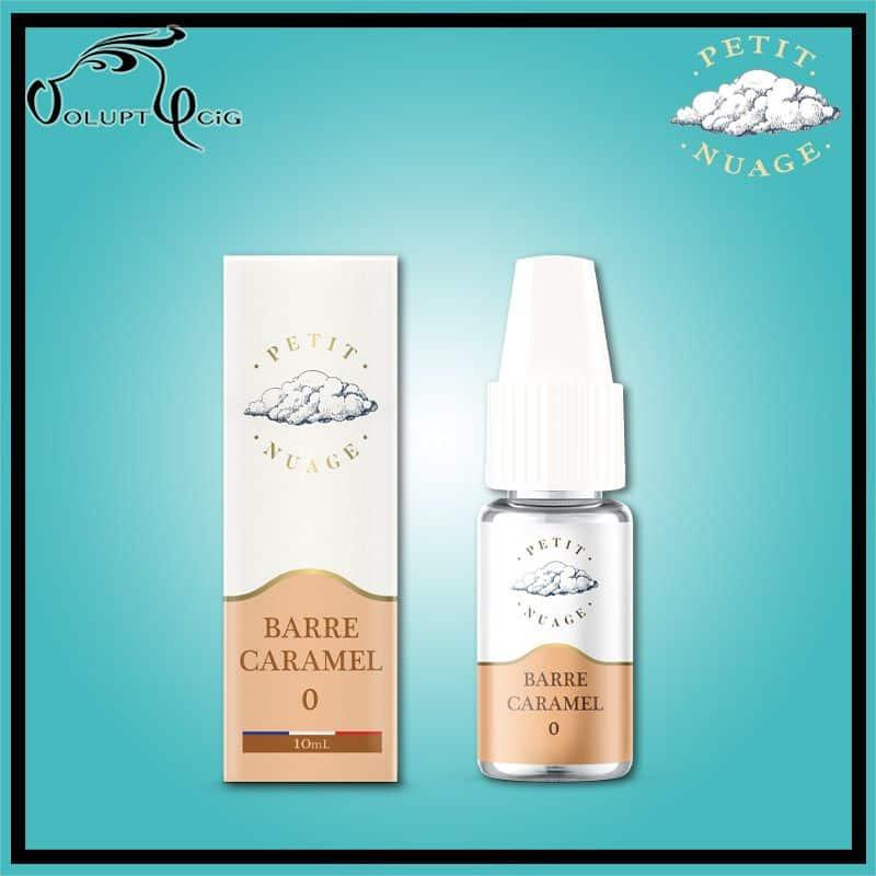 Eliquide BARRE CARAMEL 10 ml Petit Nuage
