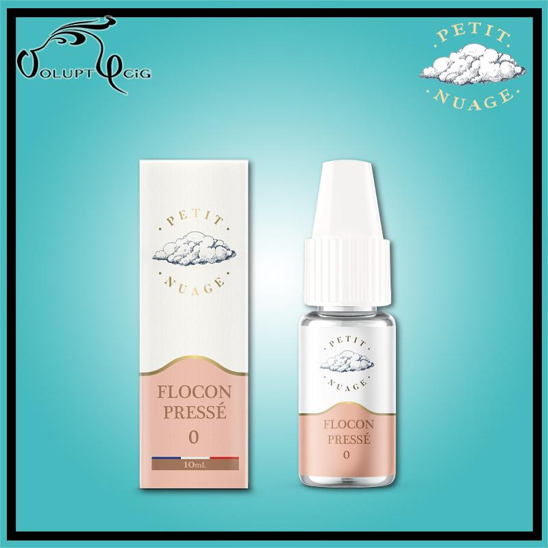FLOCON PRESSE 10 ml Petit Nuage - Eliquide français