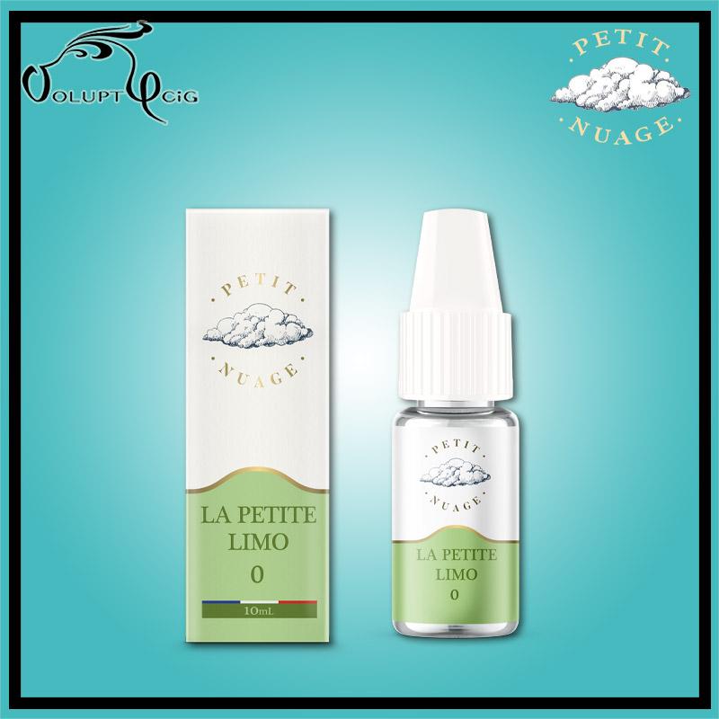 E-liquide LA PETITE LIMO 10 ml Petit Nuage