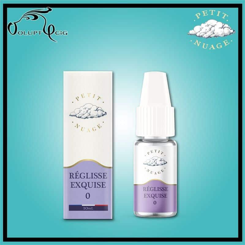 E-liquide REGLISSE EXQUISE 10 ml Petit Nuage
