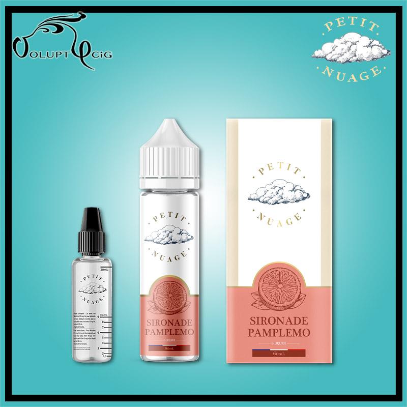 SIRONADE PAMPLEMOUSSE 60 ml Petit Nuage - Cigarette électronique
