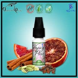 Eliquide ORANGE SANGUINE EPICÉE 10ml VIP Vaping In Paris