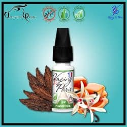 Eliquide PLANIFOLIA 10ml Vaping In Paris