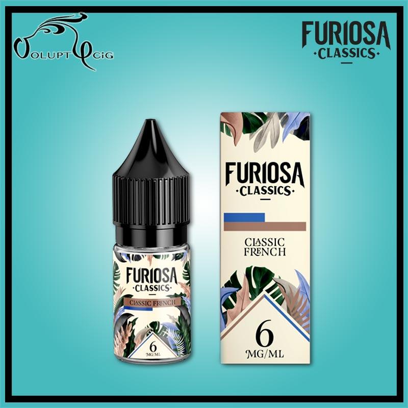 Classic FRENCH 10ml Furiosa Classics - Eliquide français