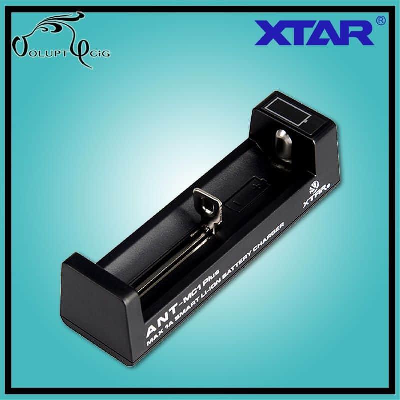 Chargeur Accu MC1 PLUS XTAR USB
