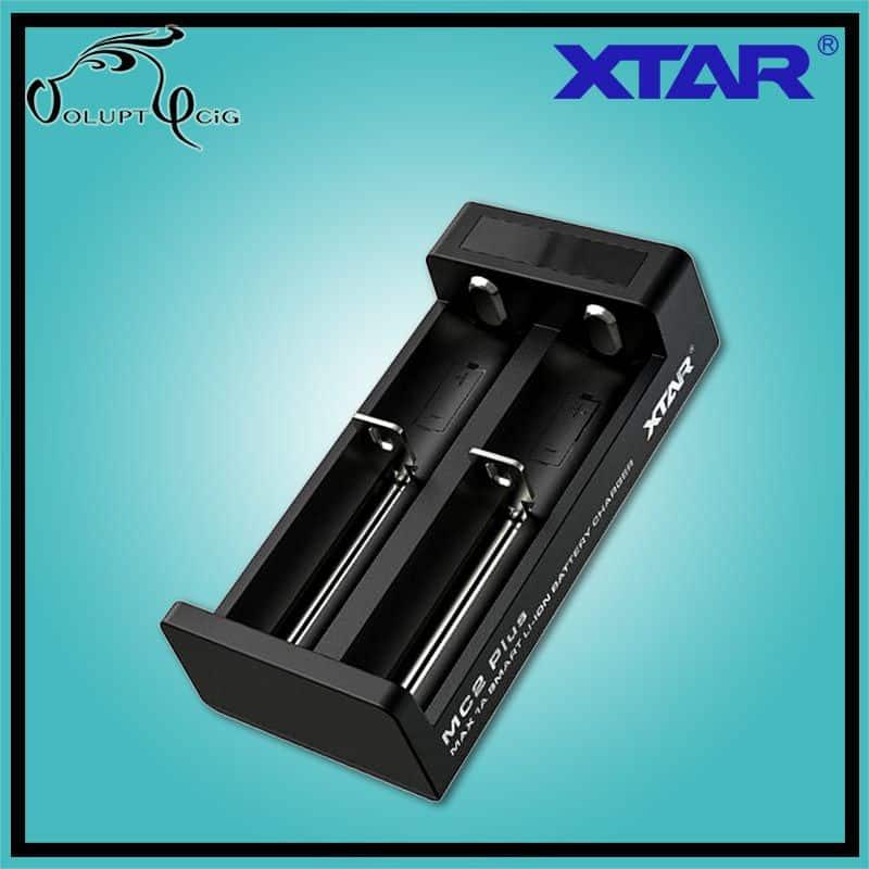 Chargeur Accu MC2 PLUS XTAR USB - Cigarette électronique