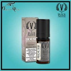 E-liquide HOUSE (Izmir) 10ml V By Black Note - Vaporificio - Eliquide macérat tabac sans additf