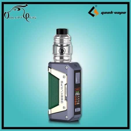 Kit AEGIS LEGEND 2 + ZEUS SUBOHM Geekvape - cigarette électronique accu rechargeable