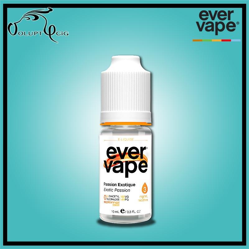 E liquide PASSION EXOTIQUE Ever Vape Vape47 - Eliquide français