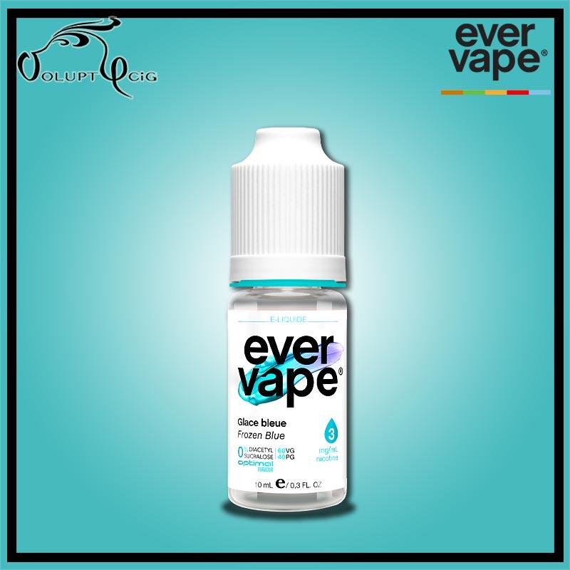 E-liquide GLACE BLEUE Ever Vape Vape47 - Eliquide français